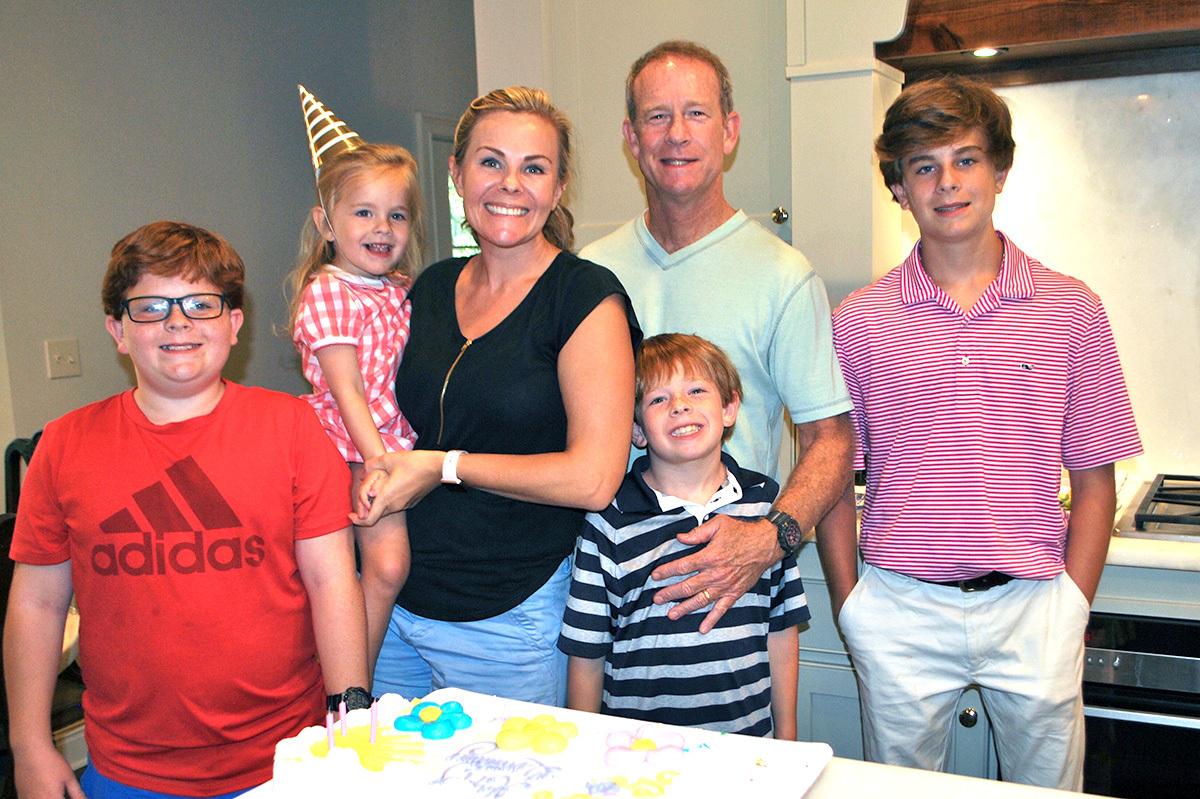 Pittman Family Photo